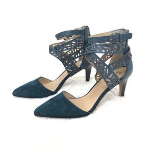 Joe's Jeans Norman Strappy Heels